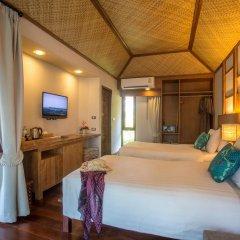 Отель Tup Kaek Sunset Beach Resort 3* Номер Делюкс с различными типами кроватей фото 14