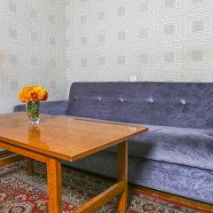 Гостиница Dnipropetrovsk Днепр комната для гостей фото 5