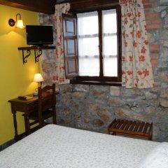 Отель Posada La Llosa de Viveda Стандартный номер с двуспальной кроватью фото 9