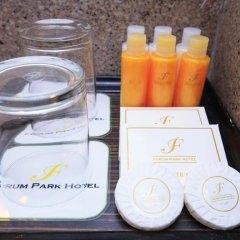 Отель Forum Park Бангкок ванная
