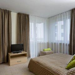 Отель Media Park 4* Улучшенные апартаменты фото 2
