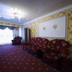 Гостиница Плаза 4* Номер Делюкс двуспальная кровать фото 8