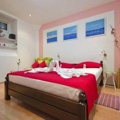Апартаменты Studio Venera Семейная студия с двуспальной кроватью фото 21