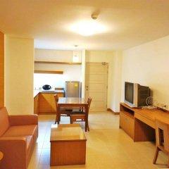Апартаменты Sitara Place Serviced Apartments Бангкок в номере