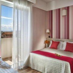 Hotel Villa Bianca 3* Улучшенный номер двуспальная кровать фото 2