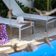 Отель Nicol Villas Кипр, Протарас - отзывы, цены и фото номеров - забронировать отель Nicol Villas онлайн бассейн