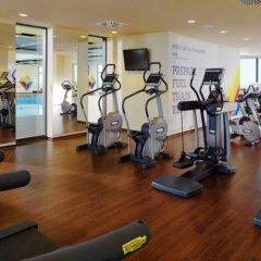 Sheraton Munich Arabellapark Hotel фитнесс-зал фото 3