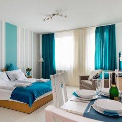 Апартаменты Sun Resort Apartments Студия с различными типами кроватей фото 16