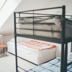 Хостел Крыша Кровать в общем номере двухъярусные кровати фото 5
