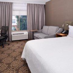 Отель Hilton Garden Inn Columbus/Polaris 3* Стандартный номер с различными типами кроватей фото 2