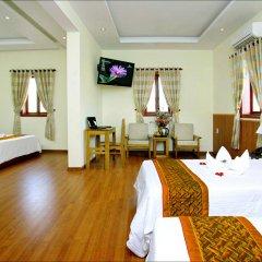 Отель Hoi An Green Field Villas & Spa 3* Стандартный номер с различными типами кроватей фото 3