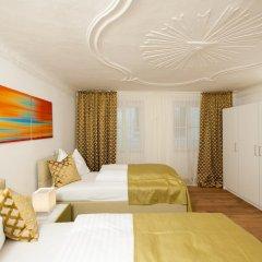 Апартаменты Apartments Wolf Dietrich Зальцбург комната для гостей фото 2