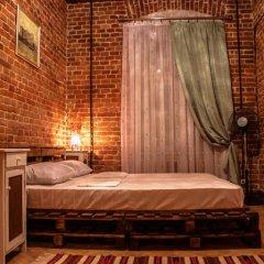 Lviv Loft Hostel Стандартный номер разные типы кроватей фото 4