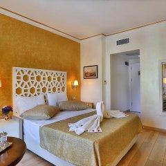 Ayasultan Hotel 3* Стандартный семейный номер с двуспальной кроватью фото 15