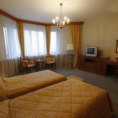 Президент-Отель 4* Номер Делюкс с двуспальной кроватью фото 9