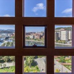 Hotel Melia Bilbao балкон