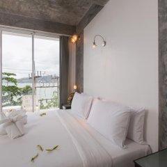 The Front Hotel and Apartment 3* Улучшенный номер с двуспальной кроватью фото 5