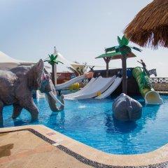 Отель Royal Solaris Cancun - Все включено Мексика, Канкун - 8 отзывов об отеле, цены и фото номеров - забронировать отель Royal Solaris Cancun - Все включено онлайн бассейн фото 2