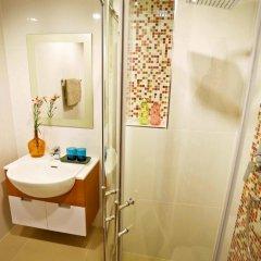 Отель Seaview At Cape Panwa Таиланд, Пхукет - отзывы, цены и фото номеров - забронировать отель Seaview At Cape Panwa онлайн ванная