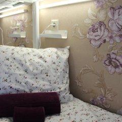 Хостел Ника-Сити Кровати в общем номере с двухъярусными кроватями фото 42