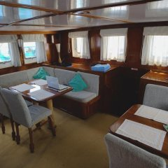Dream Voyager Yacht in North Male Atoll, Maldives from 388$, photos, reviews - zenhotels.com meals
