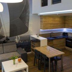 Отель Apartinfo Waterlane Apartments Польша, Гданьск - отзывы, цены и фото номеров - забронировать отель Apartinfo Waterlane Apartments онлайн питание фото 3