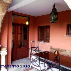 Отель Casa Gibranzos сауна