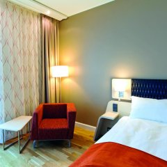 Radisson Blu Hotel, Trondheim Airport 4* Стандартный номер с различными типами кроватей