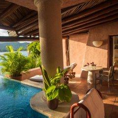 Отель La Casa Que Canta 5* Люкс с различными типами кроватей фото 17