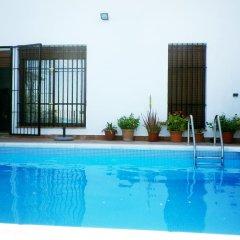 Отель Chalet rural Cuesta la Ermita бассейн фото 2