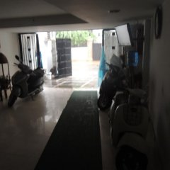 Nhat Van Hotel 1 парковка