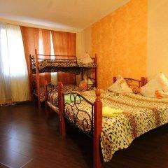 Гостиница Экодомик Лобня Номер категории Эконом с различными типами кроватей
