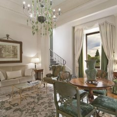 Four Seasons Hotel Firenze 5* Люкс с различными типами кроватей фото 21