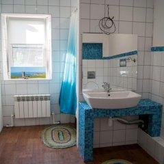 Гостиница Хостел Изба в Барнауле 7 отзывов об отеле, цены и фото номеров - забронировать гостиницу Хостел Изба онлайн Барнаул ванная фото 2