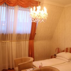 Schweizerhof Hotel 3* Стандартный номер фото 4