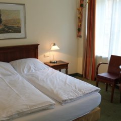 Hotel Deutsches Theater Stadtmitte (Downtown) 3* Стандартный номер с различными типами кроватей фото 8