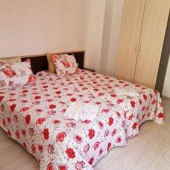 Апарт-Отель Мария Апартаменты с двуспальной кроватью фото 12