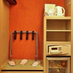 Best Western Hotel Porto Antico 3* Стандартный номер с различными типами кроватей фото 14