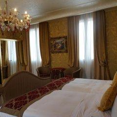 Отель Pesaro Palace 4* Стандартный номер с различными типами кроватей фото 15