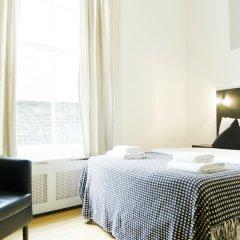 Апартаменты Studios 2 Let Serviced Apartments - Cartwright Gardens Студия Эконом с различными типами кроватей фото 17