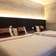 Отель Bangkok 68 3* Студия с различными типами кроватей фото 3