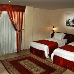 Отель Al Liwan Suites 4* Люкс с различными типами кроватей фото 2