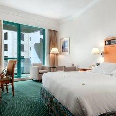 Отель Hilton Dubai Jumeirah 5* Номер Делюкс с различными типами кроватей фото 12
