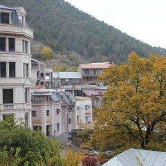 Отель At Home балкон
