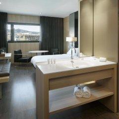 Отель AC Hotel Sants by Marriott Испания, Барселона - отзывы, цены и фото номеров - забронировать отель AC Hotel Sants by Marriott онлайн ванная