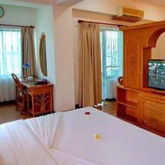 Green Hotel Nha Trang 3* Номер Делюкс