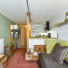 Арт-Отель Карелия 4* Студия с различными типами кроватей фото 6
