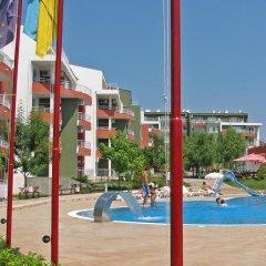 Отель ПМГ Грийн Форт Болгария, Солнечный берег - отзывы, цены и фото номеров - забронировать отель ПМГ Грийн Форт онлайн бассейн
