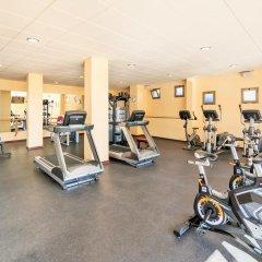 Отель Iberostar Playa Gaviotas Park - All Inclusive фитнесс-зал фото 3