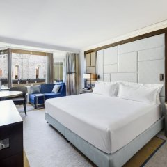 Отель Hilton Budapest 5* Стандартный номер с различными типами кроватей фото 2